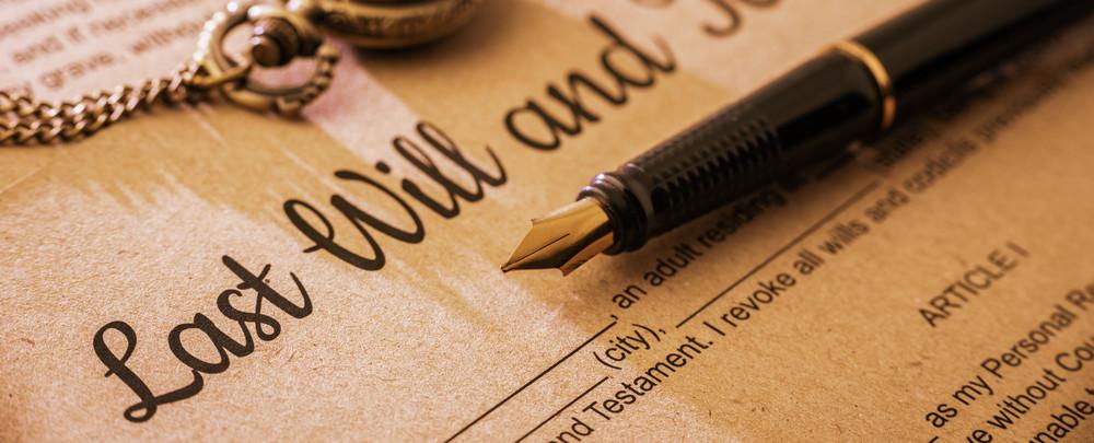 writing a will ireland